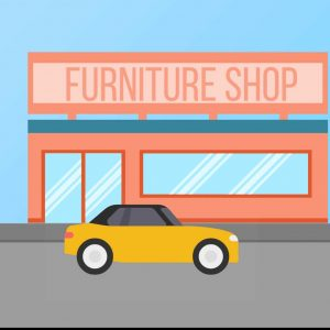 Furniture Shop Moment